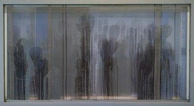 Jonidel Mendoza, 'Tinta derramada en tu sombra', 2008