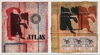 Edgardo Antonio Vigo, 'Atlas', 1983