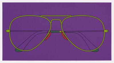 Michael Craig-Martin, 'Sunglasses', 2016