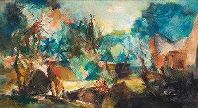 Paul du Toit, 'Abstract Landscape'