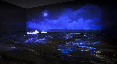 Kijong Zin, 'Sailing', 2011