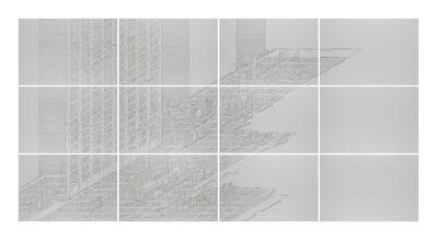 Seher Shah, 'Flatlands (grid field)', 2019