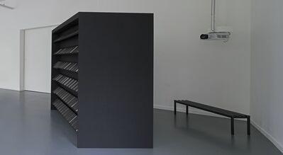Óscar Santillán, 'The Messenger (El Mensajero)', 2015-2016