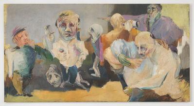 Vivian Browne, 'Seven Deadly Sins', ca. 1968