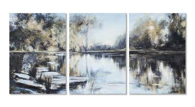 Loris Liberatori, 'Riflessi (triptych)', 2020