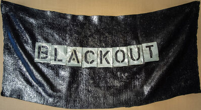Sarkis, 'Blackout', 1975