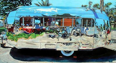 Taralee Guild, 'Art Deco Airstream ', 1956