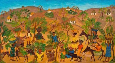 Micius Stephane, 'Haitian Houses ', ca. 1962