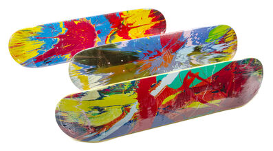Damien Hirst, 'Supreme Skate Decks'