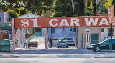 Patricia Chidlaw, 'Dollar Car Wash', 2014