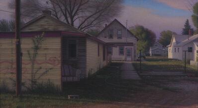 Brian Cobble, 'Lexington Backyard', 2016
