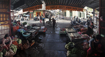 Anthony Brunelli, 'Hanoi Market 2.0', 2015