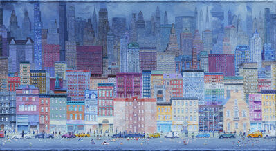 Zhang Gong, 'New York City', 2011