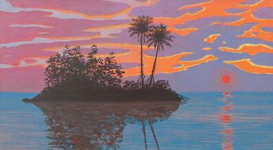 Bill Sullivan, 'Tropical Island', 1989