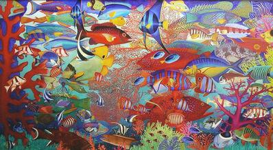 Bob Marchant, 'Australia's Great Barrier Reef', 1982-2019