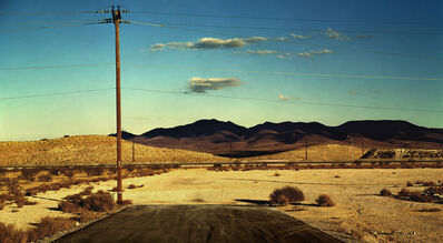 Albert Watson, 'Road to Nowhere, Las Vegas', 2001