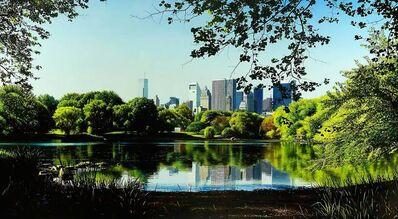 Raphaella Spence, 'Central Park Lake', 2010