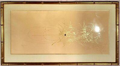 Georges Mathieu, 'Composition abstraite', ca. 1970