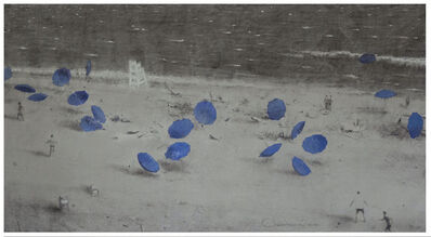 Kirill Chelushkin, 'Accident on the beach', 2016