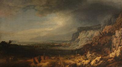 Hercules Segers, 'Mountain Valley'