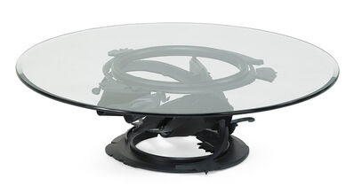 Albert Paley, 'Cocktail Table, edition of 15, Rochester', 1992
