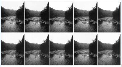 Leandro Katz, 'Caída del Indio, 10 segundos (Primer estudio) / Indian Falls (First study)', 1973