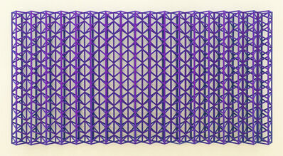 Rasheed Araeen, 'Untitled (Purple)  ', 1971-2019