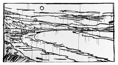 Mark Roeder, 'Noncommittal, Antipainting (Multidimensional - Punta Cabras, #2)', 2008