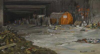Jürg Kreienbühl, 'La Défense, tunnel', 2001