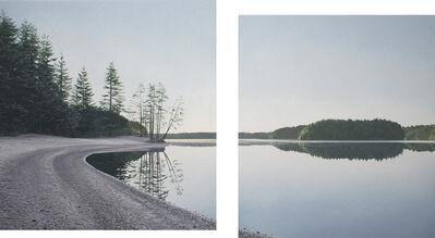 Nathan Birch, 'Lake, Bright Morning', 2013