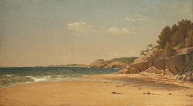 Sanford Robinson Gifford, 'Manchester, Massachusetts', 1864