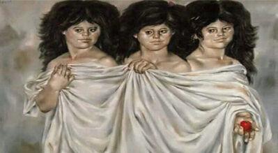 Enrique Grau, 'La Tres Gracias', 1963