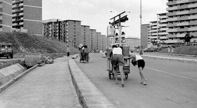 Loke Hong Seng, 'On Our Way to Pasar Malam', 1968