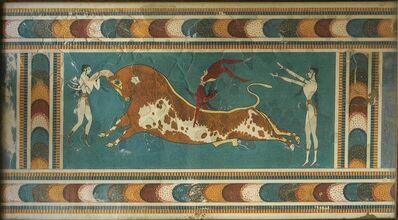 'Jumping Bull', 1500 B.C.