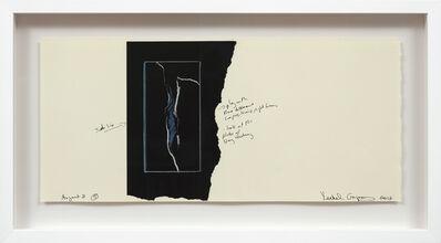 Yechel Gagnon, 'Étude V (Silk)', 2017
