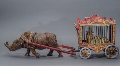 Ariel Bowman, 'Cage Wagon I', 2014
