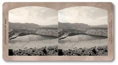 Jeff Brouws, 'Berkeley Pit #7, Butte, Montana', 2002