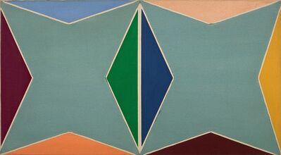 Larry Zox, 'Double Gemini', 1969