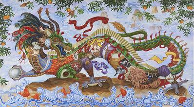 Heidi Taillefer, 'Yangtze II', 2020