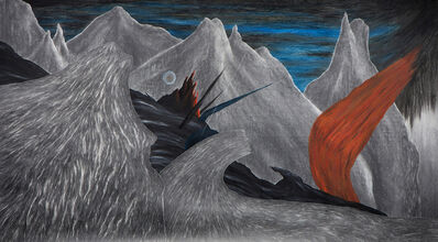 Robyn O'Neil, 'The Black Sea's Undersong', 2013