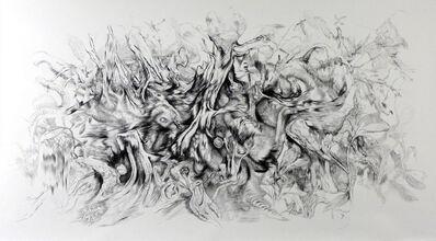Per Dybvig, 'Tett Landskap', 2014