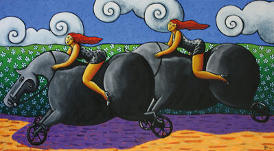 Jacques Tange, 'Fast Ride', 2014