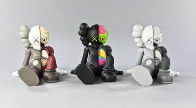 KAWS, 'Resting Place Companion (set of 3)'