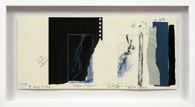Yechel Gagnon, 'Étude II (Silk & Courants telluriques)', 2017