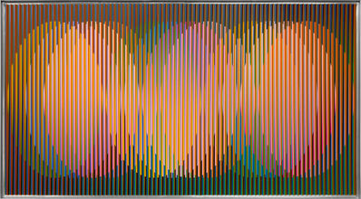 Carlos Cruz-Diez, 'Physichromie Panam 232', 2015