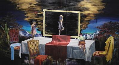 Azumi Naito, 'Gold cloud', 2015