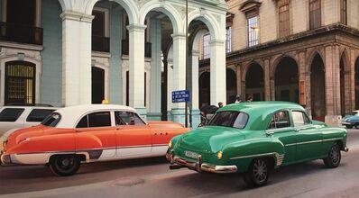 Robert Gniewek, 'Ave del Puerto, Havana', 2018
