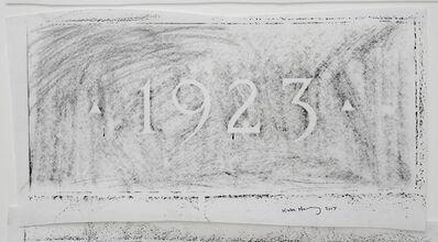 Katie Herzog, '1923', 2017
