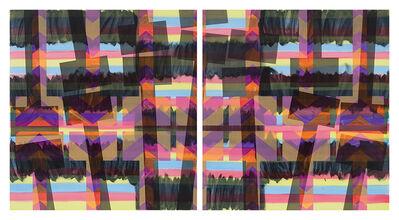 Nate Ethier, 'Clouds & Rainbows', 2017