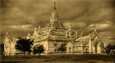 Herbert George Ponting, 'Ananda Temple in Bagan, Burma', 1906